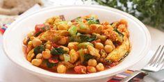 Chana Masala, Ethnic Recipes, Drink, Food, Spinach, Beverage, Essen, Meals, Yemek