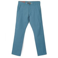 Dockers Blue Alpha Khaki Slim Twill Trousers ($105) ❤ liked on Polyvore featuring men's fashion, men's clothing, men's pants, men's casual pants, dockers mens pants, mens blue khaki pants, mens twill pants, mens lightweight pants and mens slim fit khaki pants