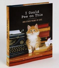 """Check out Nicholas Redfunkovich's """"A Book Of Poems Written By Cats"""" decalz @Lockerz http://lockerz.com/d/19798647?ref=19930737"""