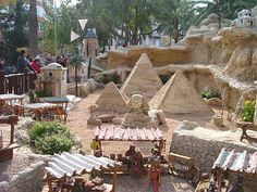 The Belen in Torrevieja is a wonderful sight that's not to be missed