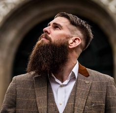   2 0 1 7 B E A R D S   The Freshest Men's Beard Styling Product! As seen in GQ Magazine