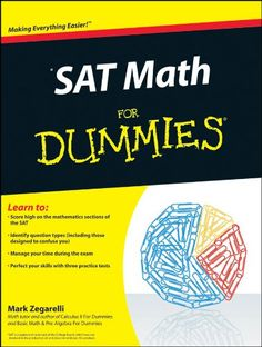 Geometry essentials for dummies pdf download e book ebooks sat math for dummies by mark zegarelli httpsamazon fandeluxe Choice Image