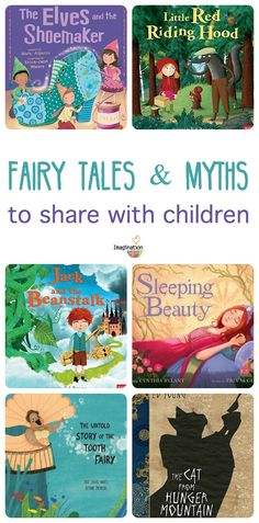 fairy tales and myth