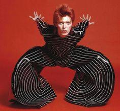 David Bowie Ziggy Stardust Style Pertaining To David Bowie Ziggy Stardust