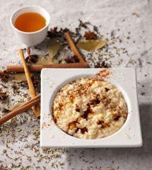 Rezept von Franco Luise: Gewürzrisotto mit Honig und Aceto Balsamico / Valentinas Kochbuch