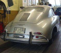 Vintage Porsche Giugno 1957