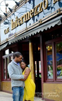 Amore in Midtown Atlanta – Atlanta Engagement Photography | Brittany Carpenter Photography