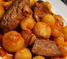 Pot Roast, Baked Potato, Potatoes, Baking, Ethnic Recipes, Food, Food And Drinks, Carne Asada, Roast Beef