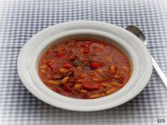 Katrins favoriete recepten: Witte bonensoep