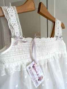 Fashion Kids, Little Girl Dresses, Girls Dresses, Lace Nightgown, Nightgowns, Night Gown Dress, Cotton Nighties, Vestidos Zara, Plus Size Cocktail Dresses