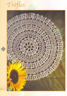 """Photo from album """"Frivolite(ФРИВОЛИТЕ)"""" on Yandex. Tatting Patterns, Doilies, Diy And Crafts, Outdoor Blanket, Tapestry, Album, Blog, Yandex Disk, Zoom Zoom"""