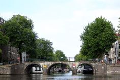 Amsterdam Travel Advice - Tips for hiring a boat in Amsterdam on As the Bird flies... Travel and Other Journeys