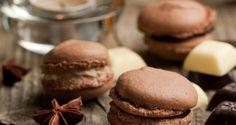 10 recettes au chocolat pour bébé : macarons au chocolat