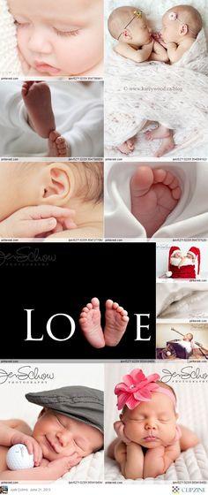 Baby Photography Ideas para fotografiar a tu baby