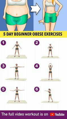 Fitness Workouts, Fitness Workout For Women, Fun Workouts, At Home Workouts, Obesity Workout, Workout Videos For Women, Gym Workout Videos, Gym Workout For Beginners, Full Body Gym Workout