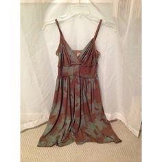 Aqua Dress A flowy sexy dress that is very flattering! Aqua Dresses
