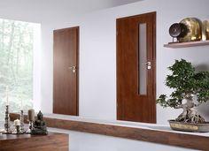 DVEŘE: Interiérové laminované dveře DOVER | SIKO Internal Cottage Doors, Pine Internal Doors, Cheap Internal Doors, Interior Glazed Doors, White Interior Doors, Modern Interior, 6 Panel Doors, Vintage Fireplace, Inside Doors