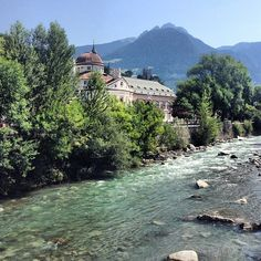 Meran, Italy -one of my favorite places in Italy
