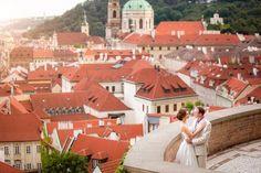 Pre wedding photoshoot Prague