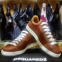 Santa Monica sneakers.  #dsquared #fw1617 Stella Mccartney Elyse, Santa Monica, Dsquared2, Wedges, Sneakers, Shoes, Fashion, Tennis, Moda