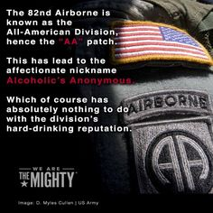 82nd Airborne Military Salute, Military Quotes, Military Guns, Military Humor, Military Life, Military History, Military Art, Airborne Army, 82nd Airborne Division