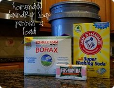 DIY homemade products to clean assorted surfaces