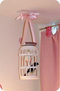 AMO CRAFT: PAP gaiola de passarinhos e kit retrô