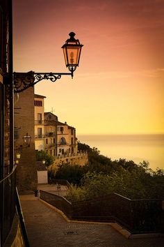 Vasto, Abruzzo - Italy by mauro maione Italy Vacation, Italy Travel, Places To Travel, Places To See, Italy Pictures, Italy Landscape, Living In Italy, Ardennes, Visit Italy