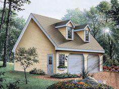 Garage Plan 87823 | Plan, 2 Car Garage at family home plans