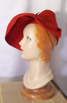 Tarnished Past~Ladies' Antique & Vintage Hats