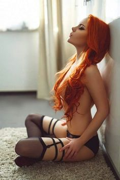 Just images of gorgeous redheads! Frequently NSFW! Pics were all found in the Internet.