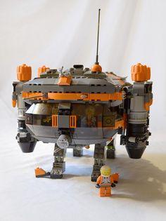 Full 1 #flickr #LEGO #space