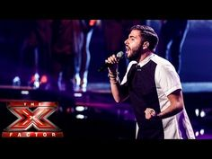 Andrea Faustini sings Michael Jackson's Earth Song   Live Week 1   The X Factor UK 2014 - YouTube