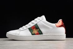 quality design 2a413 287e5 WMNS adidas Stan Smith White Red-Green For Sale
