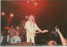 Billy Bob fort worth Texas 1986