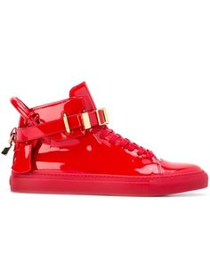 34191ce2bd6745  buscemi  shoes  sneakers Mens Patent Leather