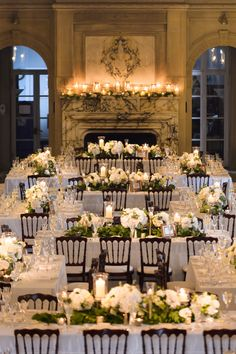 WONDERFUL! #blisschicago #weddings #weddingreception #lovely #candles #flowers