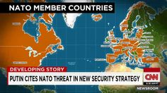 World War 3 : The Russian Bear of Magog declares NATO a National Securit...