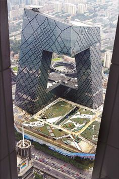 Building of the Year 2012, Institutional: CCTV Headquarters, Beijing, China