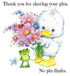 To All my Friends and Followers: Thank you for sharing!