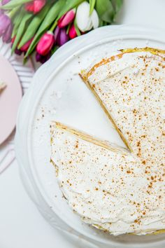 Delicious Crepe Layer Cake Feta, Layers, Bread, Cheese, Ethnic Recipes, Layering, Breads, Sandwich Loaf