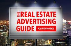 Real estate advertising guide agents