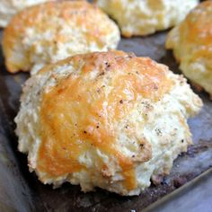 Cheese Biscuit #recipe #glutenfree
