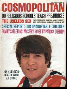 Cosmopolitan December 1964