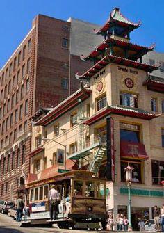 Chinatown, San Francisco  #AmericanApparel #PinATripWithAA