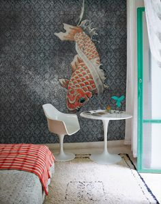 TANGERINE RELOADED By WALL AND DECO