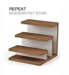 Gentil These Modern Pet Stairs Are Useful In Bedrooms And Family Rooms Where You  Pets Spend Most Of Their Time. Make Your Petu0027s Life As Comfortable As  Possible.