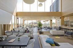 Gallery of Multifunctional swimming pool complex De Geusselt / Slangen+Koenis Architects - 21