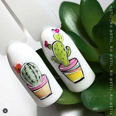 Daisy Nails, Flower Nails, Western Nails, Palm Nails, Nail Drawing, Nailart, Subtle Nails, Crazy Nail Art, Nail Stencils