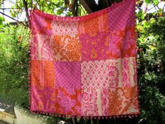 Jennifer Paganelli fabric lines. Its always fun to play with her fabrics & I'm counting down until West Indies comes out!